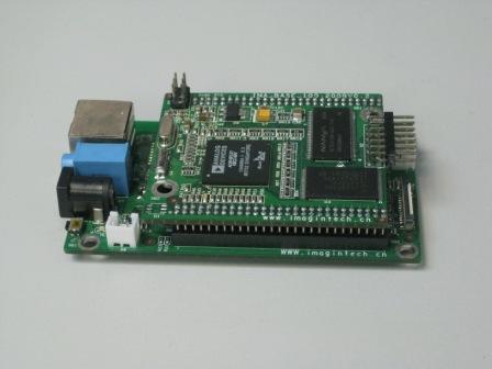 264无线型网络摄像机模块
